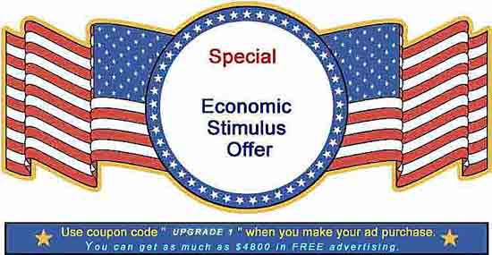 Special Economic Stimulus offerfor wig and hair Companies